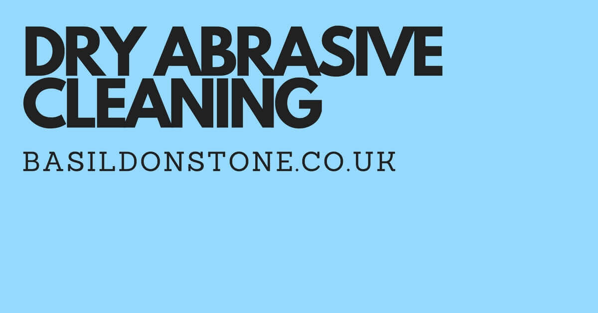 Abrasive blast cleaning in London and Essex